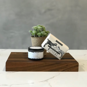 Mother's Day Candle + Soap Box