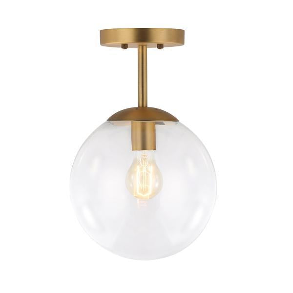Nickala Globe Ceiling Light