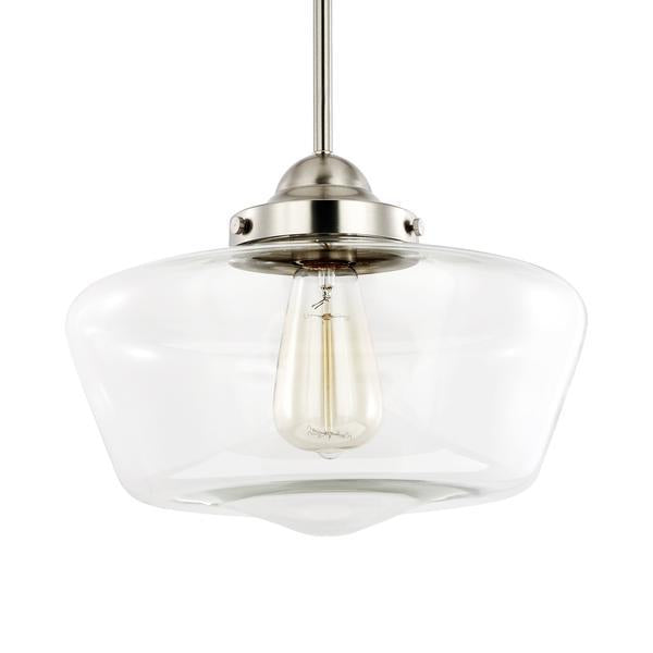 Katrola Schoolhouse Pendant Light
