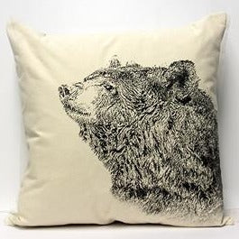 Eric & Christopher Bear Pillow