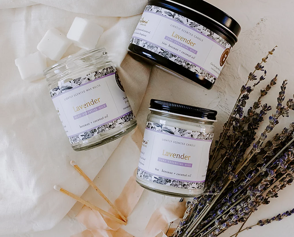 Fontana Candle Company Lavender Candle