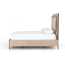 Load image into Gallery viewer, Leigh Upholstered Bed