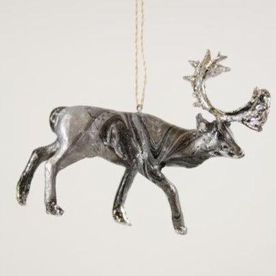 Marbled Caribou Ornament