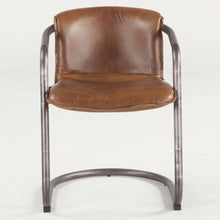Load image into Gallery viewer, Nisky Leather Dining Chair