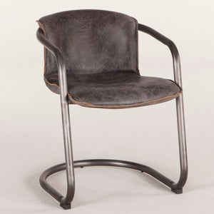Weston Leather Dining Chair