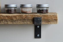 Load image into Gallery viewer, Reclaimed Barn Wood Accent Shelf
