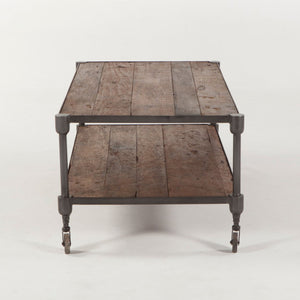 Foundry Rolling Coffee Table