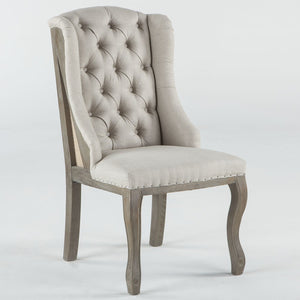 Satine Deconstructed Side Chair