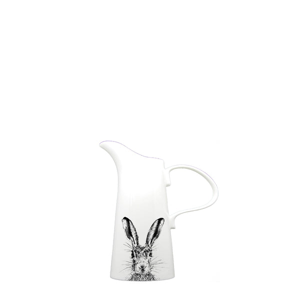 Sassy Hare Small Pitcher