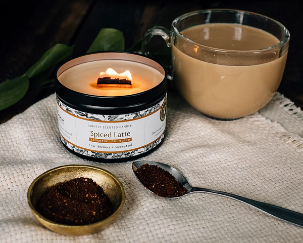 Fontana Candle Company Spiced Latte Candle