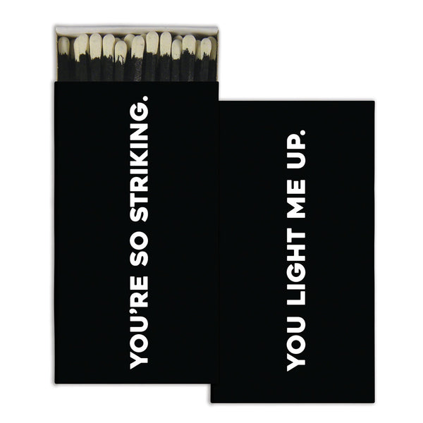 Matches - Striking