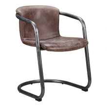 Load image into Gallery viewer, Truman Leather Dining Chair