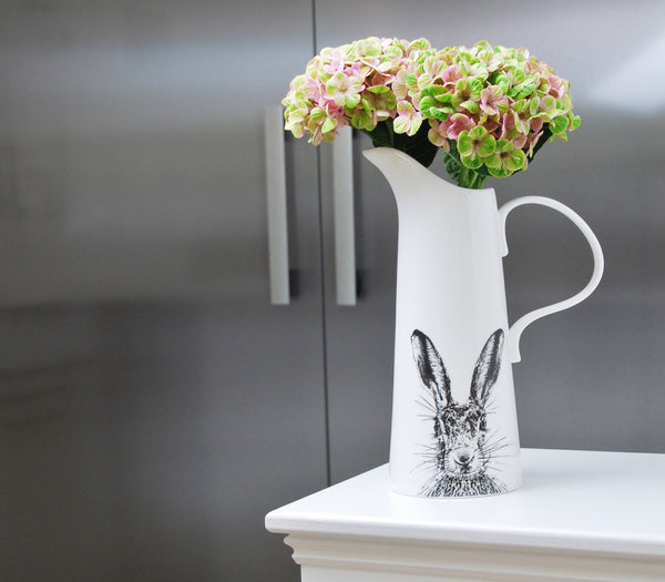 Sassy Hare Large Pitcher