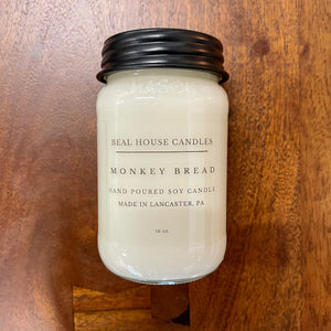 Beal House Monkey Bread Candle