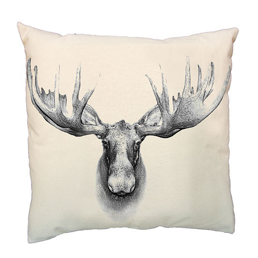 Eric & Christopher Moose Pillow
