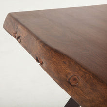 Load image into Gallery viewer, Mulberry Loft Live Edge Side Table