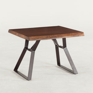 Mulberry Loft Live Edge Side Table