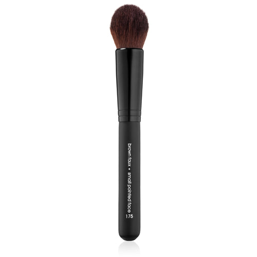Synthetic Vegan Face Pointed Brush