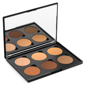 Vegan Contour Kit - Chocolate  | Vegan & Halal