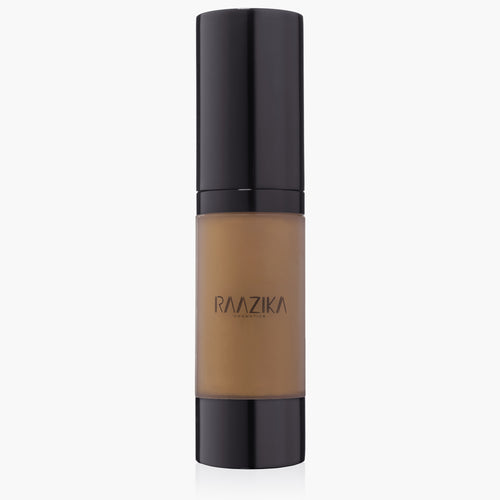 Hi Def Foundation - Warm Yellow | Vegan & Halal