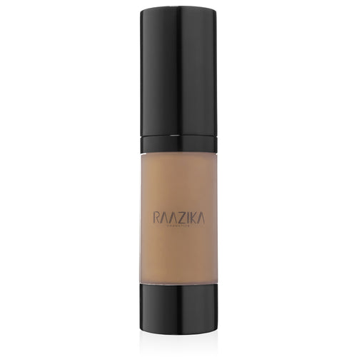 Hi Def Foundation - Yellow Cream | Vegan & Halal