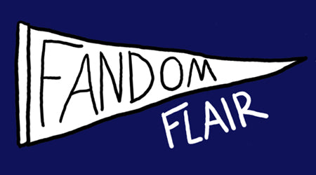 Fandom Flair Pins
