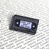 Title of Your Sex Tape | Enamel Pin