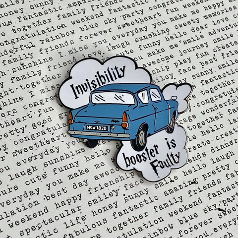 Ford Anglia | Enamel Pin