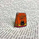 Cauldron Cakes | Enamel Pin