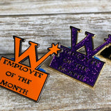 Employee of The Month | Enamel Pin