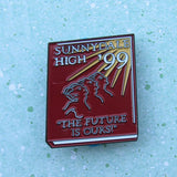 Sunnydale High '99 Yearbook | Enamel Pin