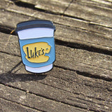 Luke's Diner Travel Mug | Enamel Pin