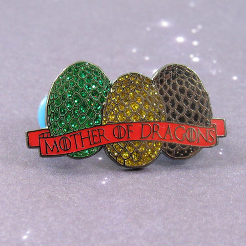 Mother of Dragons | Enamel Pin