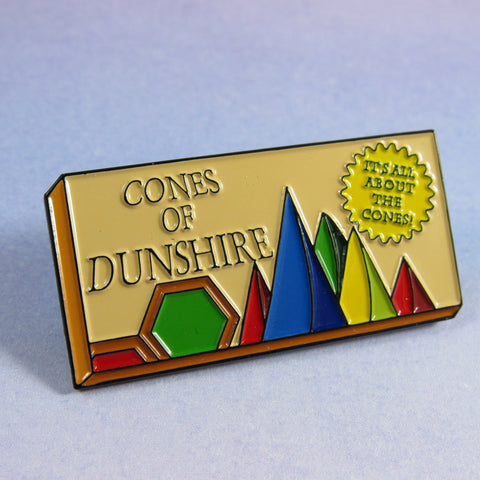 Cones of Dunshire | Enamel Pin