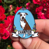 Champion | Enamel Pin