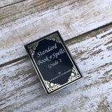 Standard Book of Spells Grade 2 | Enamel Pin