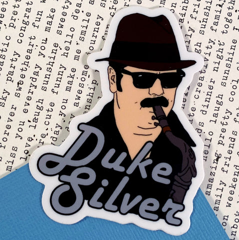 Duke Silver | Sticker