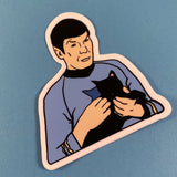 Spock Sticker