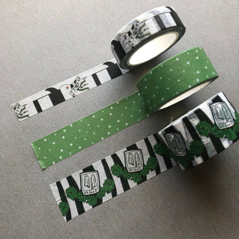Beetle juice Washi Tape - 3 pack