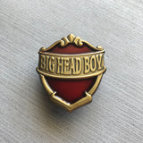 Big Head Boy | Enamel Pin