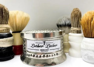 Shaving Brush Hack | Luther Lather Shaving Creamery