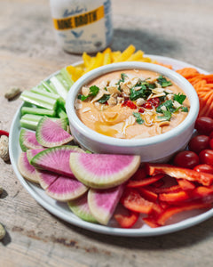 Thai Red Curry Bean Dip