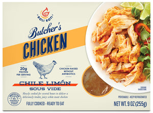 Chile Limon Chicken