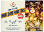 Farmers Market Heirloom Potatoes 14 oz, 48 oz