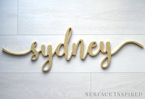 Wooden Name Signs Custom Wooden Letters Laser Cut Wooden Sign