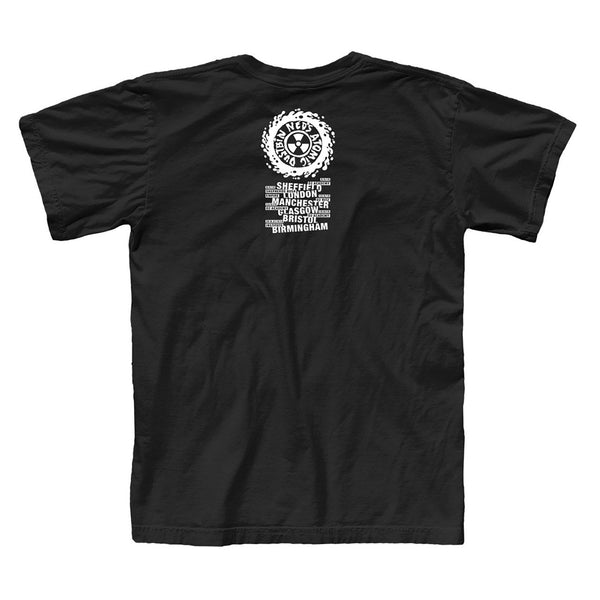 Black 2019 Tour T-Shirt