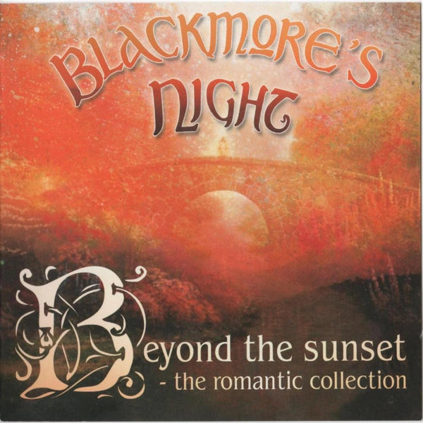 BEYOND THE SUNSET CD/DVD