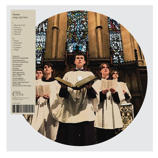 SONGS OF PRAISE  (PICTURE DISK)