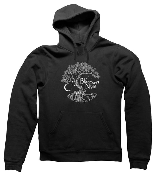 BLACKMORE'S NIGHT TREE BLACK HOODIE