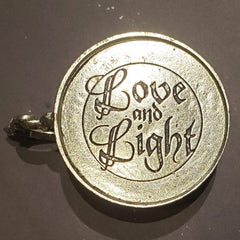 LOVE & LIGHT CANDLE HOLDER